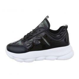 Pantofi sport de dama - negri