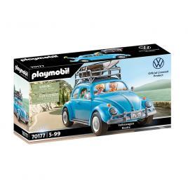 Set constructie volkswagen beetle playmobil 52 piese