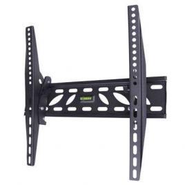 Suport tv de perete mobil 81 - 140 cm, negru