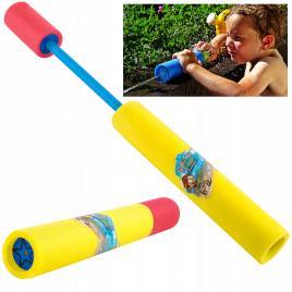 Pistol cu apa plutitor pentru copii, jet apa 10m, multicolor