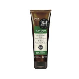 Balsam  hello nature pentru corp  cu ulei bio de cnabis pentru flexibilitate & relaxarea  pielii . 250 ml cod 1534.