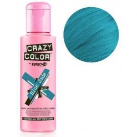 Crazy color vopsea nuantatoare semipermanenta 100 ml -  blue jade  nr.67