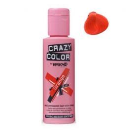 Crazy color vopsea nuantatoare semipermanenta 100 ml -  orange  nr.60