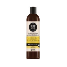 Balsam hello nature cu ulei  bio din fructul marula pentru netezire si luciu. cod 1575 /300  ml