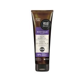 Balsam de corp bio hello nature cu ulei de afine intarirea pielii.250 ml cod.1538.