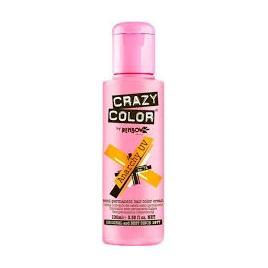 Crazy color neon – vopsea crema demipermanenta anarchy uv portocaliu nr.76 / 100 ml