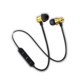 Casti wireless bluetooth sport bt4, waterproof, tip in-ear headset, microfon...