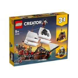 Lego creator - corabie de pirati 31109