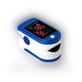 Puls-oximetru led de precizie, puls 25-250 bpm , saturatie oxigen 70-100% +...