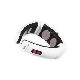 Aparat de masaj cervical, cu impulsuri electromagnetice + baterii incluse