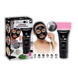 Masca pentru curatarea tenului, puncte negre, blackoff mask, carbune activ, 82ml