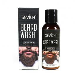 Șampon barbă și mustață, sevich wash, 100ml