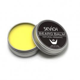 Esență hidratantă de barbă și mustață, organic, sevich, 60g
