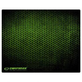 Mouse pad gaming verde 30x24 cm