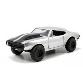 Masinuta metalica fast and furious 1967 chevy camaro scara 1:24