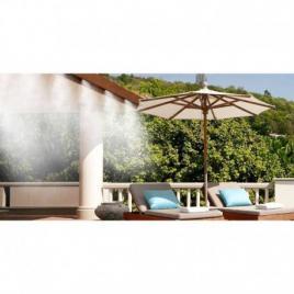 Kit de vara,complet de racire pentru terasa,set 10 duze si sistem de prindere