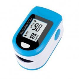 Pulsoximetru de deget pentru monitorizare nivel saturatie oxigen