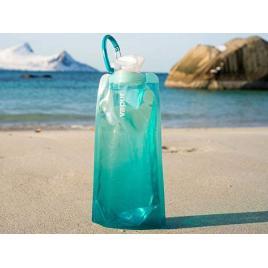 Sticla vapur apa 500 ml cu carlig de agatat ,ideal excursie,drumetii sau plaja