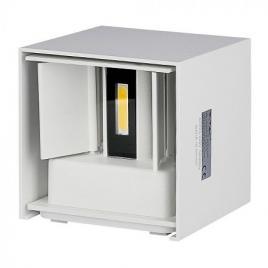 Corp iluminat led 6w 4000k alb neutru montaj perete ip65