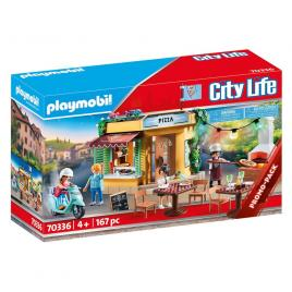 Playmobil city life - pizzerie