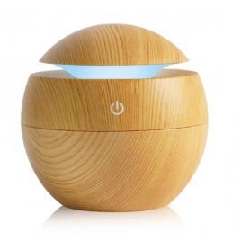 Difuzor aromaterapie uleiuri esentiale cu ultrasunete , umidificator, purificator