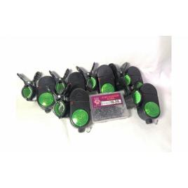 Set 6 senzori pescuit + 100 ace Cadou
