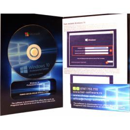 Windows 10 Pro pe DVD