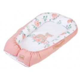 Baby nest klups nature and love rose n001