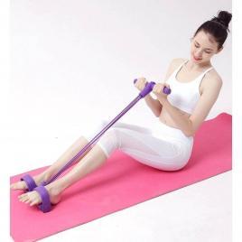 Banda elastica multifunctionala tonifiere brate /abdomen / piept / picioare