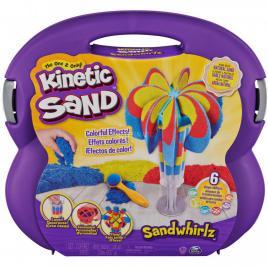 Kinetic sand set de joaca fantana de nisip