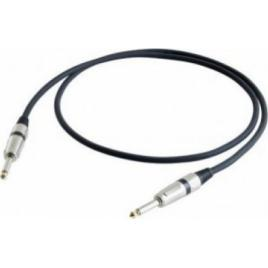 Cablu profesional JACK 6.3mm mono lungime 1 m STAGE180LU1 Proel