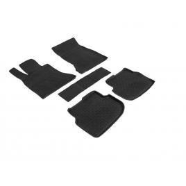 Covorase presuri cauciuc premium stil tavita bmw f10 2010-2013