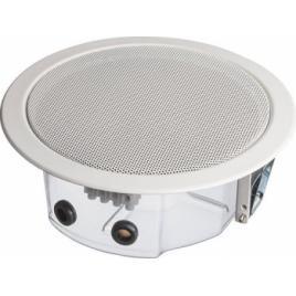 Difuzor tavan fals 6 W / 100 V metal DL-E 06-165/T EN 54 IC Audio