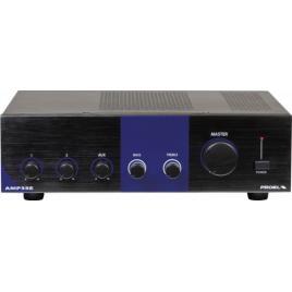 Mixer amplificator cu 2 intrari 35W AMP35E Proel