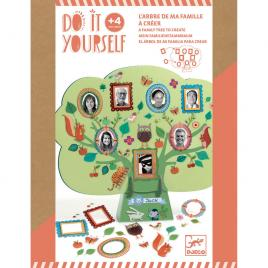 Set diy djeco - arborele genealogic