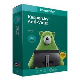 Kaspersky Antivirus - Upgrade - 1 An - 3 Utilizatori - Licenta electronica