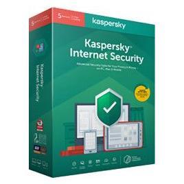 Kaspersky Internet Security - Reinnoire licenta - 1 utilizator - 2 ani - PROMO + 1 licenta gratuita