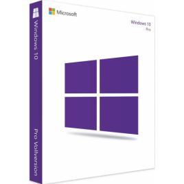 Windows 10 Pro Full Retail 32/64bit - Licenta electronica