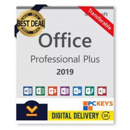 Microsoft Office 2019 Professional Plus Licenta electronica transferabila