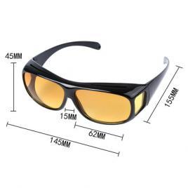 Set 2 perechi ochelari pentru condus ziua/noapte, HD VISION, unisex la un pret redus