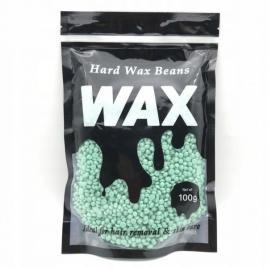 Ceara elastica tip perle, reutilizabila, cu extract de aloe vera verde 100 g