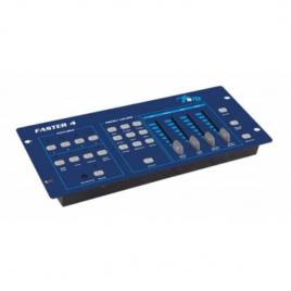 Controller DMX 4x4 canale, SG FASTER4, Proel Sagitter
