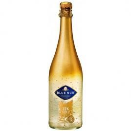 Blue nun sparkling gold 24k, spumant, 0.75l