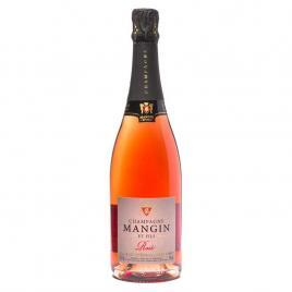 Champagne mangin et fils rose brut, spumant 0.75l
