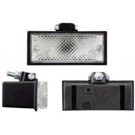 Lampa auto bestautovest pentru mers inapoi alba 12/24v 115x50x68mm cu suport , 1 buc. kft auto