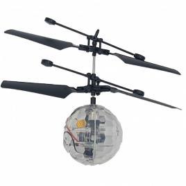 Minge disco zburatoare, cu senzor pentru coordonarea miscarilor, spin aerocraft, 18 cm