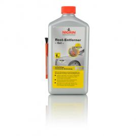 Solutie gel indepartat rugina negrin nigrin rost-entferner gel 1l kft auto