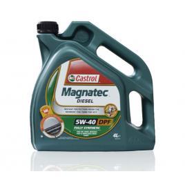 Ulei  castrol magnatec b4 dpf 5w40 4 litri diesel ( pompe duze ) kft auto