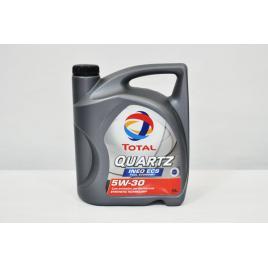 Ulei  total quartz 5w30 ineo ecs - 5 litri kft auto
