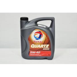 Ulei  total quartz 5w40 9000 - 5 litri kft auto